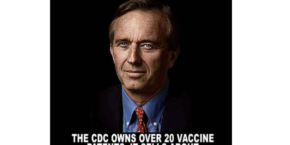 CDC owns patents not only on all the Vaccines they say we need, but also the Corona Virus