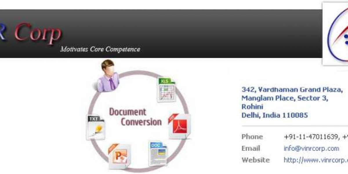 VINR Corp-Outsource Data Entry India